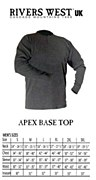 Rivers West Apex Base Top XXL