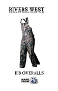 Rivers West Bib Overalls