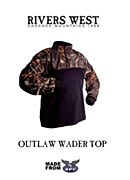 Rivers West Outlaw Wader Top
