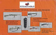 Steadyhold Vertical Forend Grip