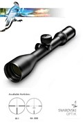 Swarovski Z4i 3-12x50 Scope