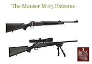Mauser M03 Extreme .243