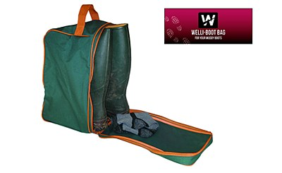 Whitby Welli boot bag