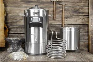 COMING BACK IN STOCK: Anvil Foundry 6.5 Gallon All Grain Brewing System