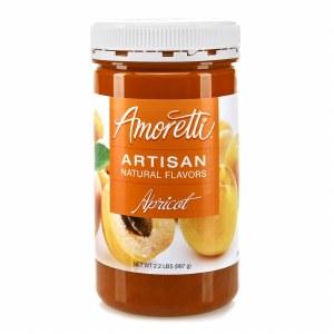 Amoretti Natural Apricot Artisan Flavor (8 oz)