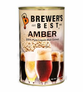 Brewers Best Amber Liquid Malt Extract (3.3 lb)