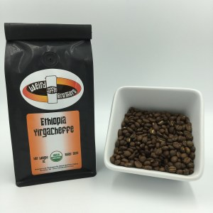 Weird Brothers Ethiopia Yirgacheffe Whole Bean Coffee (1 lb)