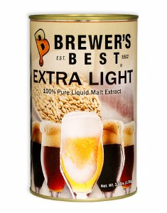 Brewers Best Extra Light Liquid Malt Extract (3.3 lb)