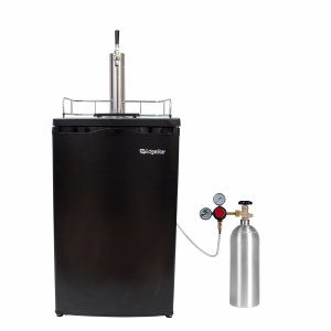 EdgeStar Double Faucet HomeBrew Kegerator