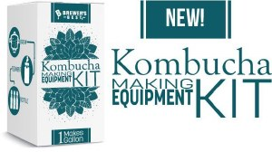 Brewers Best Kombucha Equipment Kit