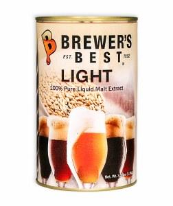 Brewers Best Light Liquid Malt Extract (3.3 lb)