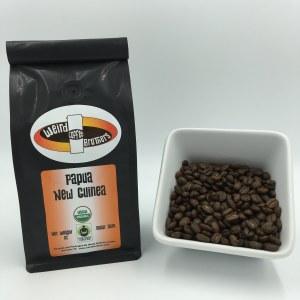 Weird Brothers Papua New Guinea Keto Tapasi Whole Bean Coffee (1 lb)