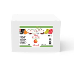 Brewers Orchard Peach Puree (4.4 lb)