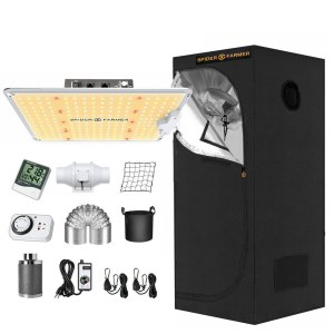 SF1000 2' x 2' x 5' Complete Grow Tent Kit