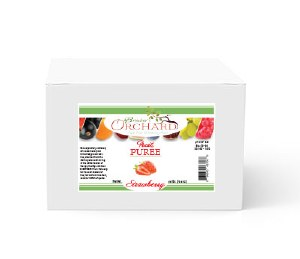 Brewers Orchard Raspberry Puree (4.4 lb)