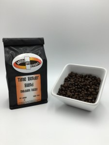 Weird Brothers Time Bender Blend Whole Bean Coffee (1 lb)