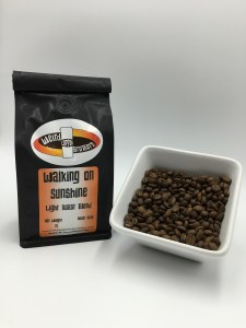Weird Brothers Walking On Sunshine Blend Whole Bean Coffee (1 lb)