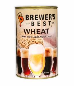 Brewers Best Wheat Liquid Malt Extract (3.3 lb)