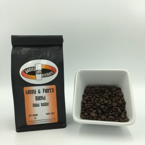 Weird Brothers Weird And Fierce Blend Whole Bean Coffee (1 lb)