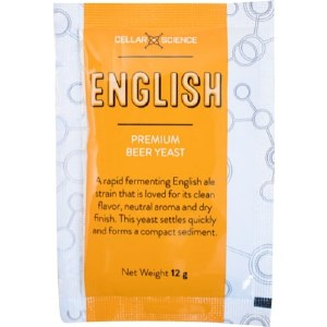 Cellar Science ENGLISH English Ale Yeast (12 g)