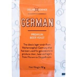 Cellar Science GERMAN German Ale Yeast (12 g)