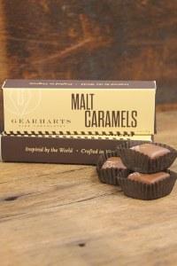 Gearharts Malt Caramels (2 oz)