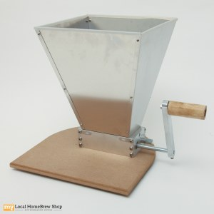 Ends Forever on 12/31: Vintage Shop 2 Roller Grain Mill