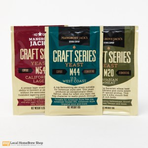 Mangrove Jack M15 Empire Ale Yeast (10 g)