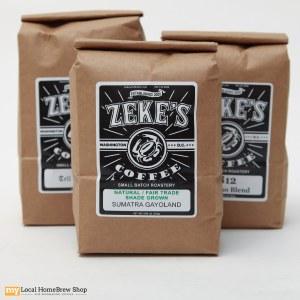Zekes Guatemalan Huehuetenango Whole Bean Coffee (1 lb)