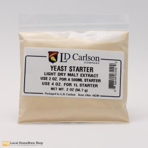Yeast Starter Dry Malt Extract (2 oz)