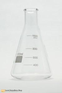 1 Liter Erlenmeyer Flask