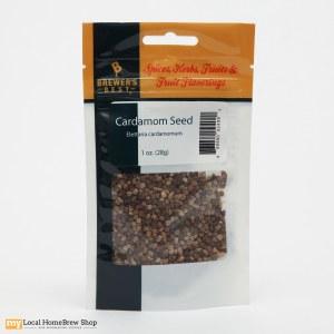 Cardamom Seed (1 oz)