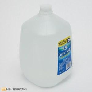 Spring Water (1 gallon)