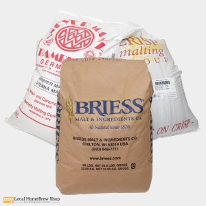 Briess American 2 Row Brewers Malt (50 lb)