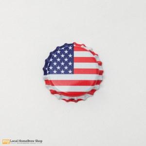 Caps - American Flag (144)