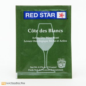 Red Star Premier Cote des Blancs Yeast