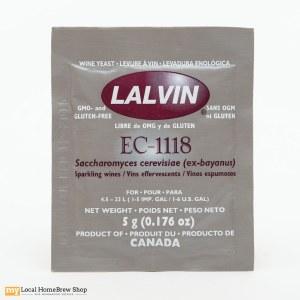 Lalvin EC1118 Yeast