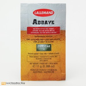 Lallemand Abbaye Belgian Ale Yeast (11 g)