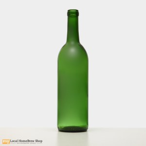 750 mL Green Bordeaux Bottles (12/case)