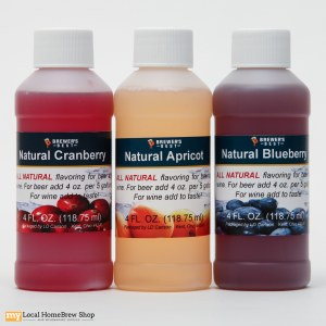 All Natural Apricot Flavoring (4 oz)
