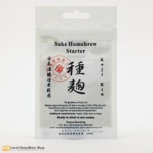 Vision Brewing Koji-Kin Sake Starter (10 gm)