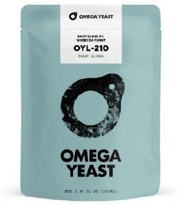 Omega OYL-211 Bit O' Funk Brett Blend #2