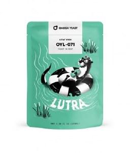 Omega OYL-071 Lutra Kveik Ale Yeast