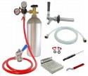 Single Faucet Sanke Refrigerator Conversion Kit