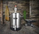 Anvil 4 Gallon Stainless Steel Bucket Fermenter