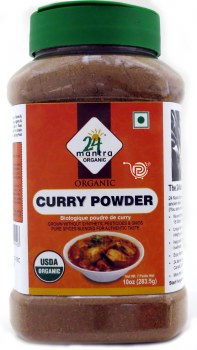 24 Mantra Organic Curry Powder 10oz