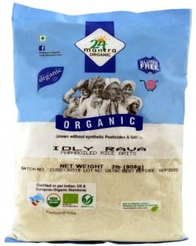 24 Mantra Organic Idli Rava 2lb