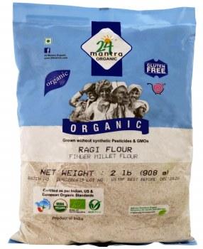 24 Mantra Organic Ragi Flour 2lb