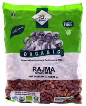 24 Mantra Organic Rajma Beans 2lb