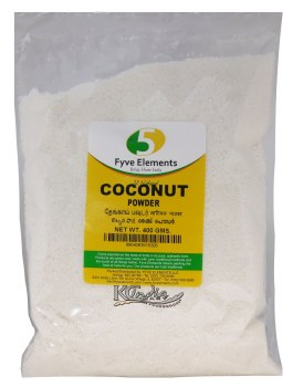 5 Elements Coconut Powder 400g